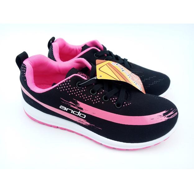 Harga Ando Lindsey Sepatu Olahraga Wanita Sepatu Lari Wanita Sepatu Sekolah Sepatu Ando Fullset Murah