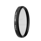 Diskon Andoer 58Mm Digital Langsing Kopral Polarizer Polarisasi Melingkar Menggunakan Filter Kaca For Canon Nikon Sony Dslr Lensa Kamera Andoer Tiongkok