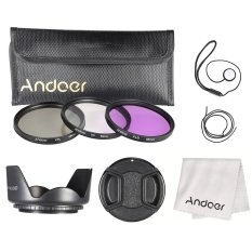 Spek Andoer 58Mm Filter Kit Uv Cpl Fld