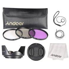 Beli Andoer 67Mm Kit Filter Uv Cpl Fld Lengkap