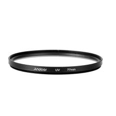 Andoer 77 Mm Sinar UV Filter Ultra Violet untuk Lensa Pelindung Canon Nikon DSLR Kamera