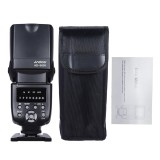 Promo Andoer Ad 560Ii Universal Flash Speedlite On Camera Flash Gn50 W Adjustable Fill Light For Canon Nikon Olympus Pentax Dslr Cameras Intl Murah