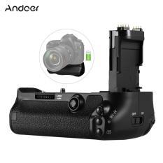 Andoer BG-1W Dudukan Pegangan Vertikal Pengganti BG-E20 For Canon EOS 5D Mark