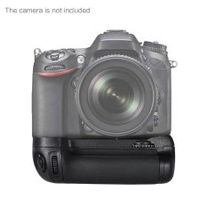 Cuci Gudang Andoer Bg 2N Vertikal Grip Holder Untuk Nikon D7100 D7200 Dslr Kamera Kompatibel Dengan En El Intl