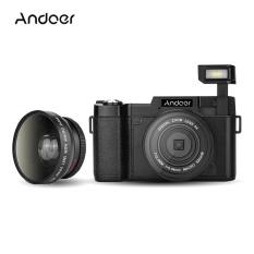 Andoer CDR2 1080 P 15fps Full HD 24MP Digital Kamera 3.0