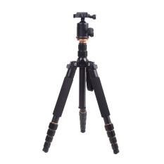 Lipat Portabel Diperpanjang Paduan Aluminium Tripod Unipod Monopod dengan Kepala Bola Andoer For Canon Nikon Sony DSLR Kamera-Internasional