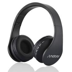 Jual Andoer Lh 811 Headphone Bluetooth Tanpa Kabel Hitam Andoer Online