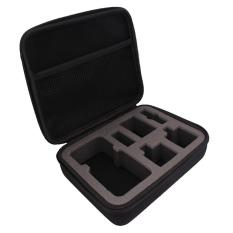 Portable Action Camera Shockproof Pelindung Casing Tas Tas Penyimpanan untuk Pergi Pro Hero4 Sesi Andoer