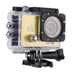 Andoer Q3H 2 Ultra Hd Lcd 4 K 25Fps 1080 P 60Fps Koneksi Nirkabel Wifi 16Mp Action Camera 170 Wide Angle Lensa Dengan Menyelam 30 Meter Tahan Air Casing Diskon Akhir Tahun