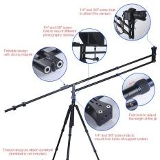 Andoer VS-200 6.0ft Foldable Extendable Compact Mini DSLR Camera Video DV Photography Crane Jib Arm for Nikon Canon Sony Olympus Pentax Camera Max.Load Capacity 5kg / 11Lbs - intl