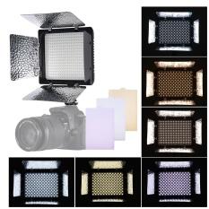 Toko Andoer W368 Ii Dual Suhu Warna Led Video Light 3200 K 6000 K Adjustable Kecerahan Fotografi 368 Led Continuous Panel Lampu Dengan Mount Kamera Dan Filter Outdoorfree Intl Andoer Online