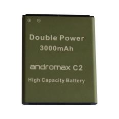 Spesifikasi Andromax Rainbow Baterai For Smartfren Andromax C2 Double Power Baterai 3000Mah Murah