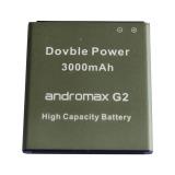 Tips Beli Andromax Rainbow Baterai For Smartfren Andromax G2 Double Power Baterai 3000Mah Yang Bagus