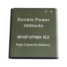 Jual Andromax Rainbow Baterai For Smartfren Andromax G2 Double Power Baterai 3000Mah Murah Di Dki Jakarta