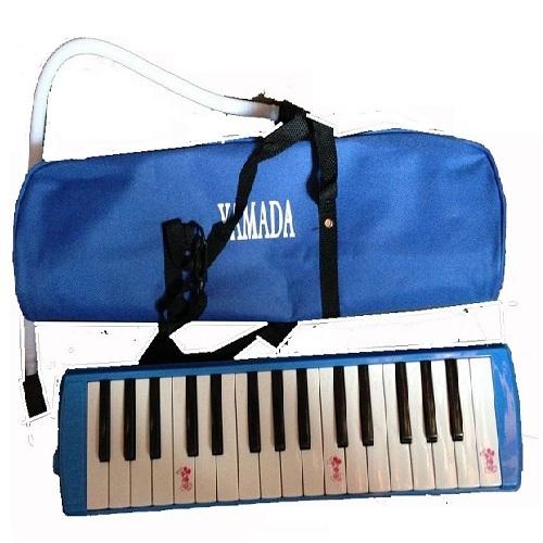 Spesifikasi Anekaimportdotcom Pianika Piano Biru Lengkap Dengan Harga
