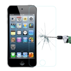 Review Angibabe 3Mm Ultha Thin Transparent Full Screeen Explosion Proof Tempered Glass Film For Ipod Touch 5 Oem