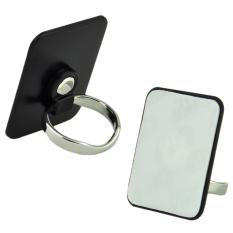 Angibabe Universal 360 Derajat Rotasi Ring Holder/Mobil Cincin Gantung (Hitam)
