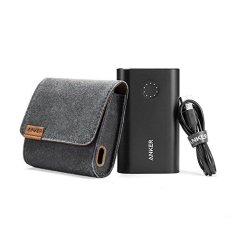 Jual Beli Anker Portable Charger Powercore 10050 Premiun Bag Un Black Baru Indonesia