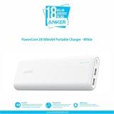 Toko Anker Powercore 20100Mah Portable Charger Putih Anker
