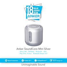Anker Soundcore Mini Speaker Bluetooth Portable Silver Di Indonesia