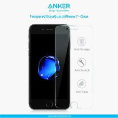 Anker Tempered Glass for iphone 7 Clear - A747