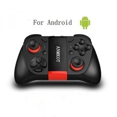 ANMKOT Wireless USB Rechargeable Bluetooth Game Controller Gamepad Joypad Joystick for Samsung Gear VR, S7, S7 Edge, with Clip for Android - intl