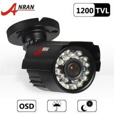 Diskon Anran 960H Analog 1200Tvl Cctv Camera Infrared Outdoor Night Vision Waterproof Security Camera Branded