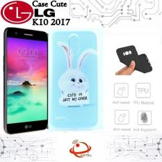 Antel Case for Lg k10 (2017) Softcase Casing Jacket Jellycase LG K10 2017
