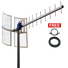 Beli Antena Penguat Sinyal Modem Huawei E173 E173S Yagi Txr 175 Online