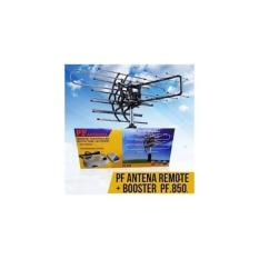 Beli Antena Pf 850 Remote Controlled Rotating Antena Cable Booster 28 Db Cicil