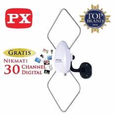 Jual Antena Tv Digital Outdoor Indoor Px Hda5000 Universal