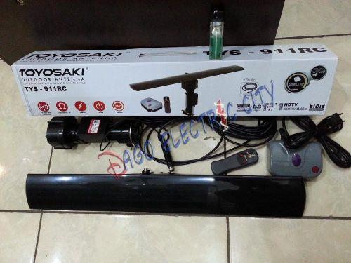 ... Dalam Tv Uhf Vhf Hitam; Page - 3. Antena TV Luar Outdoor Antena Remote Digital Toyosaki TYS 911RC