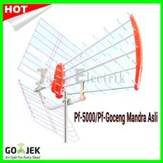 Spesifikasi Antena Tv Pf 5000 Pf Goceng Mandra Asli Antenna Luar Uhf Best Produk Terbaru