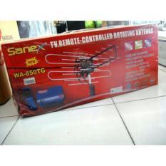 Harga Antena Tv Televisi Luar Remote Control Sanex Wa 850Tg Kualitas Super Mantab Baru Murah