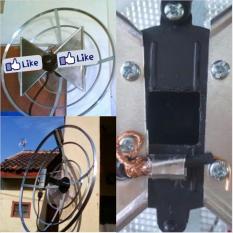 Spesifikasi Antena Tv Wajan Bolic Kualitas Super Jernih Bisa Indoor Bisa Jd Penguat Sinyal Internet Modem Murah
