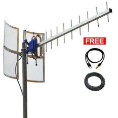 Harga Termurah Antena Yagi Huawei E5377 Dual Pigtail Yagi Txr185