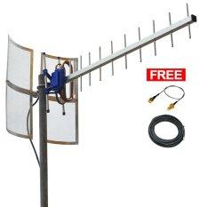 Antena Yagi Smartfren Router HR950B - Yagi Grid TXR 185