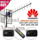 Toko Antena Yagi Txr185 Untuk Modem Huawei E5373 E5577 E5372 E5573 E5377 E8278 E398 E392 Dual Pigtail Extreme Gain Support 4G 3G 2G Yang Bisa Kredit