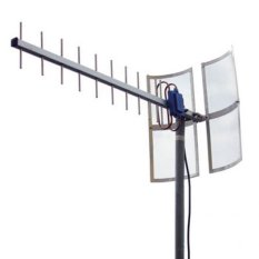 Antena Yagi Untuk Modem Blt E5577 Slim 2 Dan Max 2 Penguat Sinyal 3G Dan 4G Extream Silver Antena Yagi Diskon 30