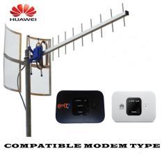 Harga Antena Yagi Untuk Modem Huawei E5577 Bolt Slim2 Max2 Dan Xl Go Triple Driven Txr 185 Lengkap