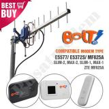 Antena Yagimodem Bolt E5372S E5577 Mf825A Yagi Grid Txr 145 Dual Driven Extreme Gain Original