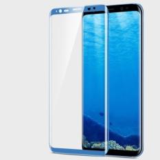 Toko Melengkung Anti Scratch Screen Pelindung Anti Gores Layar Penuh Untuk Samsung Galaxy S8 Plus S8 Biru Intl Terlengkap Di Tiongkok