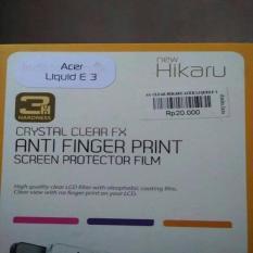 Anti Gores Acer Liquid E3 Afp Screen Guard / Screen Protector Clear