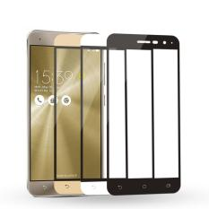 Jual Anti Gores Kaca Asus Zenfone 3 Ze520Kl 5 2Inch Tempered Glass 2 5D Full Screen List Warna Putih Di Dki Jakarta