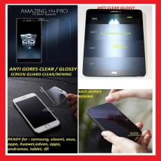 ANTI GORES SCREEN PROTECTOR CLEAR BENING TRANSPARANT ACER TAB 7 ICONIA A1-713  7 INCH  BESAR PROSCREEN 905814