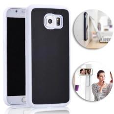 Anti Gravity Phone Case untuk Samsung Galaxy S7 EDGE, [hitam] MagicalNano Sticky Dapat Menempel Kaca, Cermin, Papan Tulis, Logam, Lemari Dapur atau Genteng, dan Yang Paling Halus, Permukaan Datar-Intl