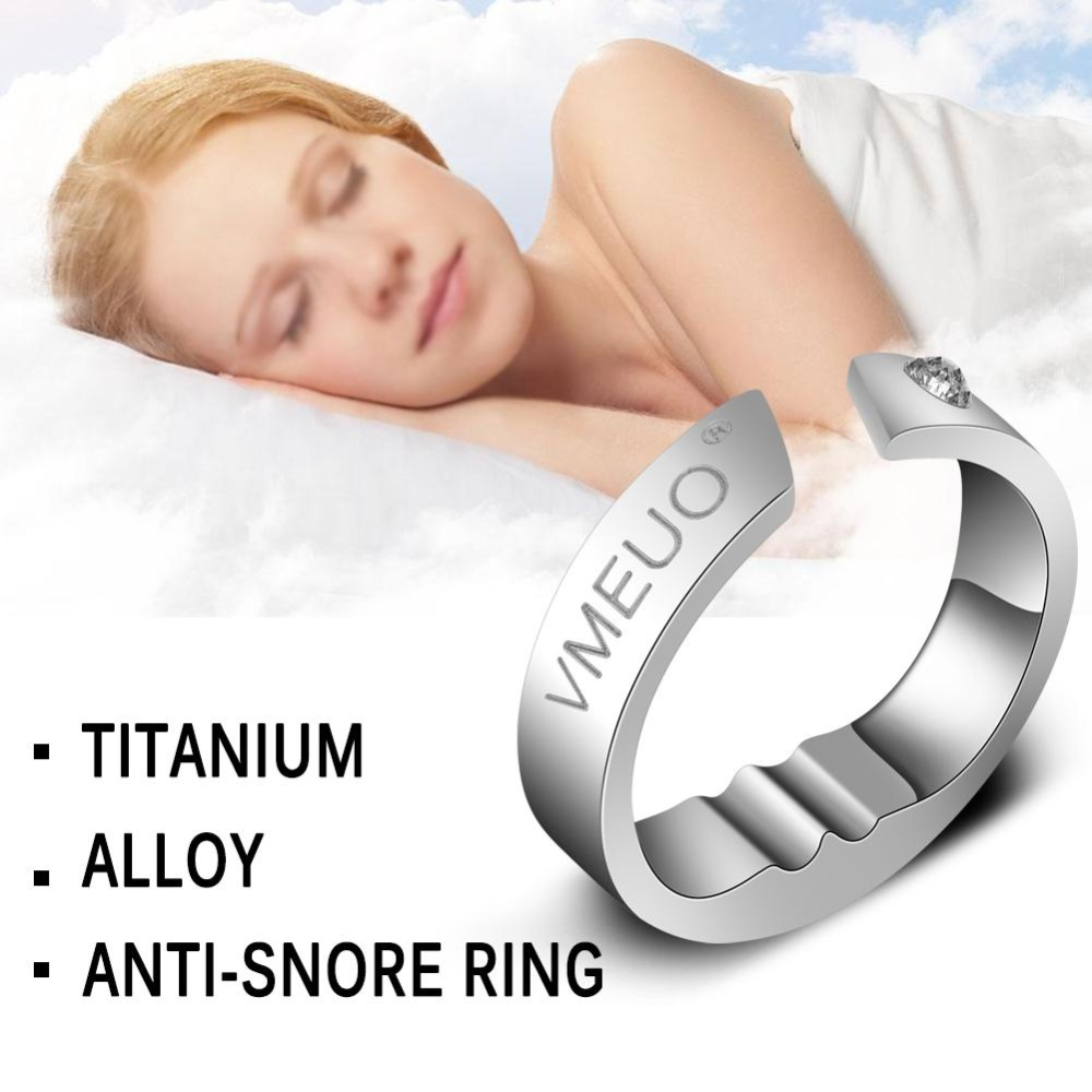 Harga Anti Mendengkur Stopper Cincin Tidur Nafas Bantuan Perawatan Akupresur Berhenti Mendengkur Perangkat Xxl Intl Oem Terbaik