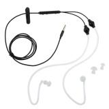 Ulasan Anti Radiasi Earphone Fbi 2 Tabung Akustik Udara Stereo Headset Untuk Iphone
