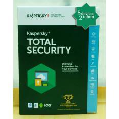 Katalog Anti Virus Kaspersky Total Security Pure 2018 5 Pc 2 Tahun Terbaru