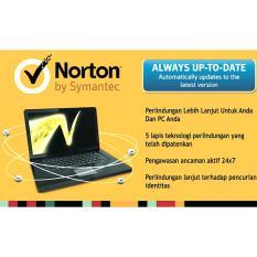 Antivirus Norton Internet Security 1 PC 1 Tahun